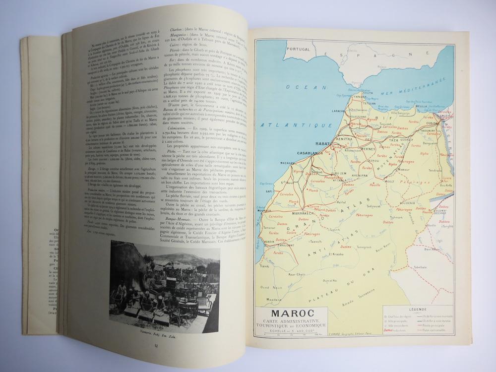 Paul jouve le livre d 39 or de l 39 exposition coloniale de - La maison coloniale paris ...