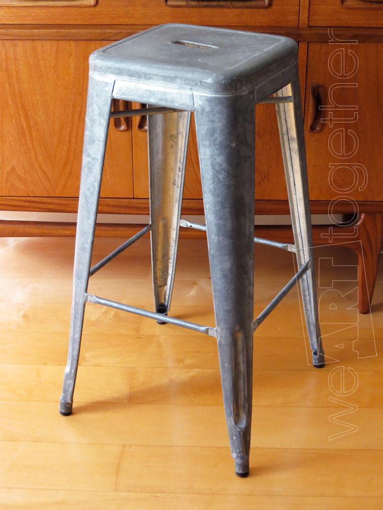 xavier pauchard tolix dition vintage annes 50 en acier. Black Bedroom Furniture Sets. Home Design Ideas